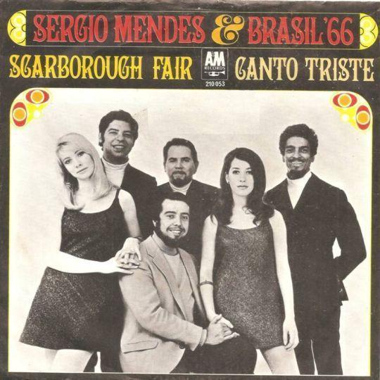 Coverafbeelding Scarborough Fair - Sergio Mendes & Brasil '66