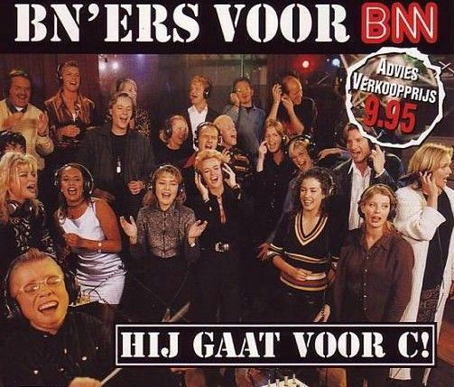 Coverafbeelding BN'ers Voor BNN - Hij Gaat Voor C!