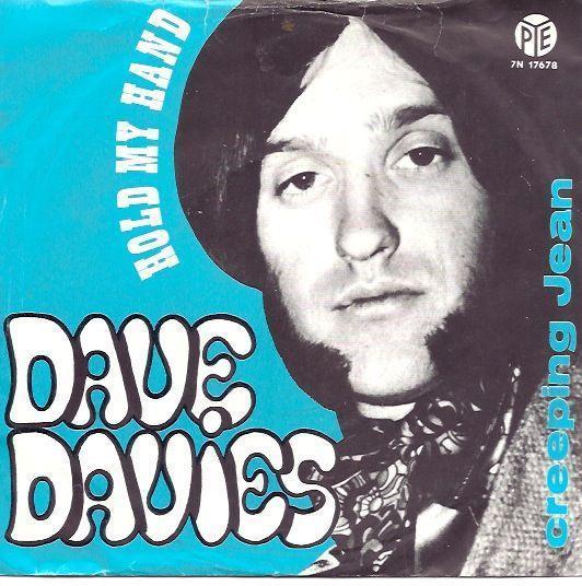 Coverafbeelding Hold My Hand - Dave Davies