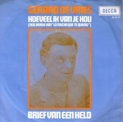 Coverafbeelding Brief Van Een Held - Gerard De Vries