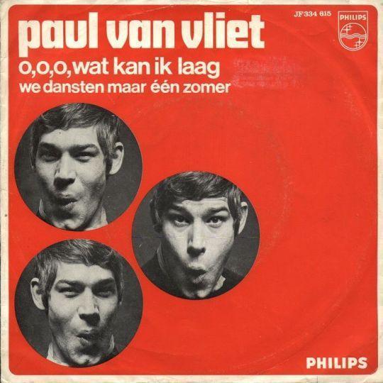 Coverafbeelding O, O, O, Wat Kan Ik Laag - Paul Van Vliet