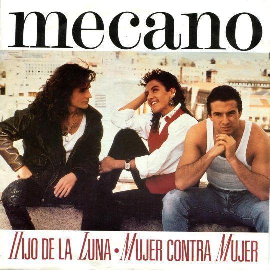 Coverafbeelding Hijo De La Luna - Mecano