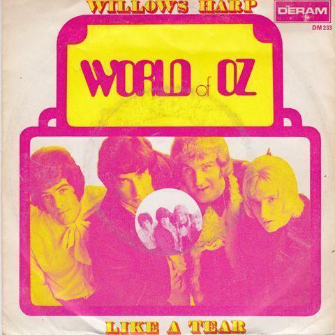 Coverafbeelding Willows Harp - World Of Oz