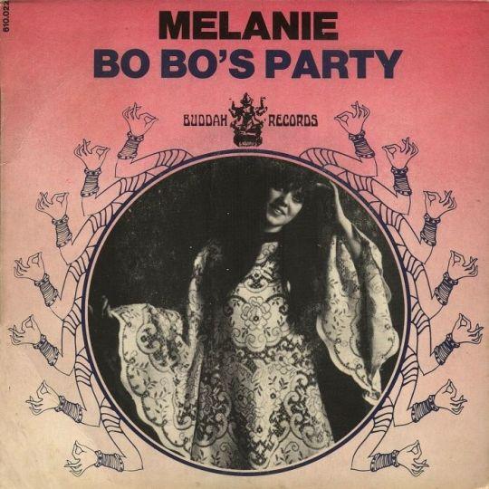 Coverafbeelding Bo Bo's Party - Melanie