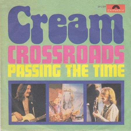 Coverafbeelding Crossroads - Cream