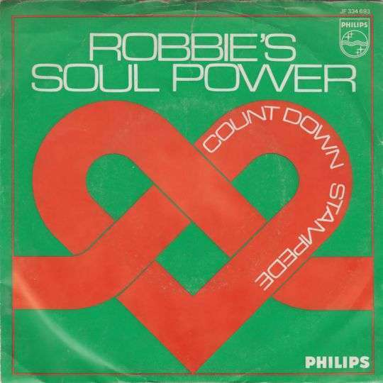 Coverafbeelding Count Down - Robbie's Soul Power