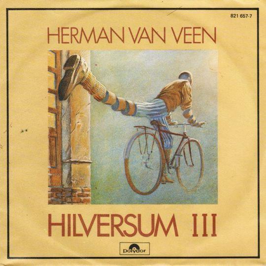 Coverafbeelding Hilversum Iii - Herman Van Veen