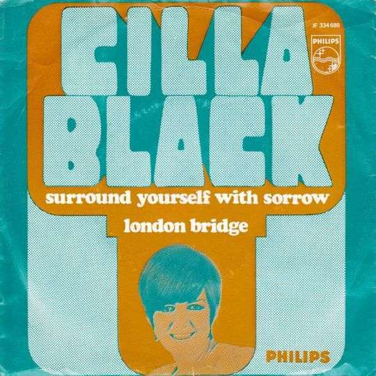 Coverafbeelding Cilla Black - Surround Yourself With Sorrow