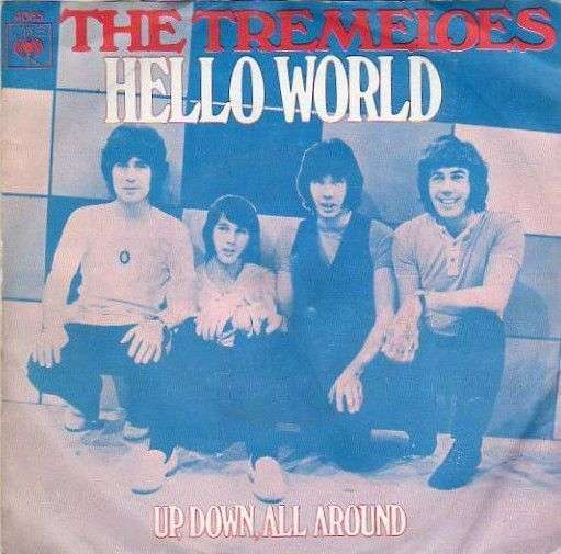 Coverafbeelding Hello World - The Tremeloes