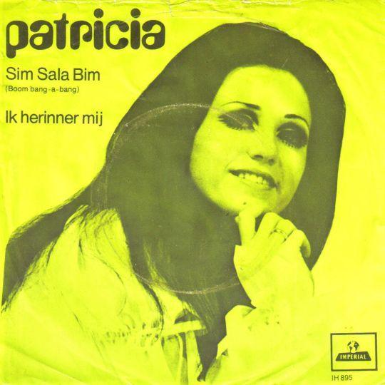 Coverafbeelding Patricia - Sim Sala Bim (Boom Bang-A-Bang)