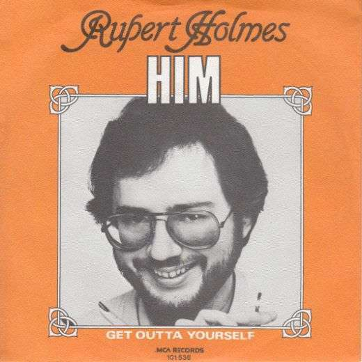 Coverafbeelding Him - Rupert Holmes