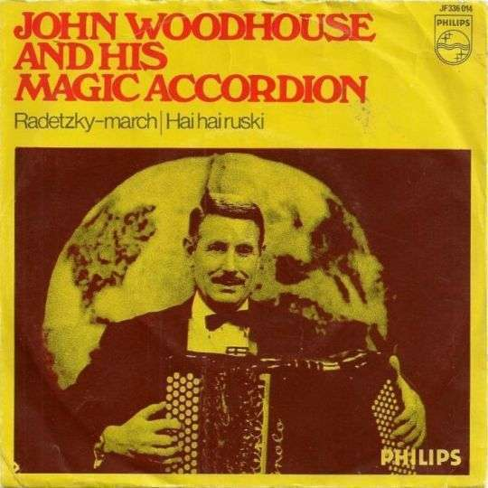 Coverafbeelding Radetzky-March - John Woodhouse And His Magic Accordion