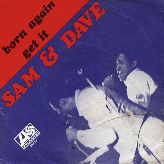 Coverafbeelding Born Again - Sam & Dave