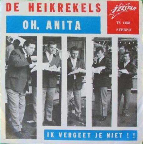 Coverafbeelding Oh, Anita - De Heikrekels