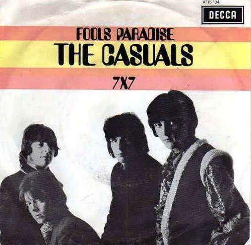 Coverafbeelding Fools Paradise - The Casuals