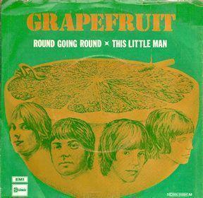 Coverafbeelding Grapefruit - Round Going Round