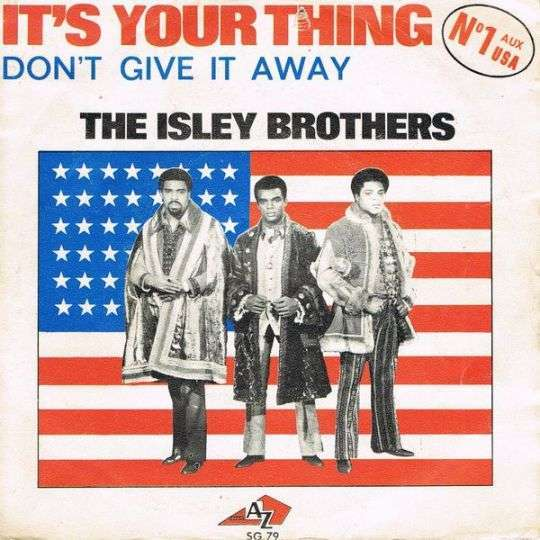 Coverafbeelding It's Your Thing - The Isley Brothers