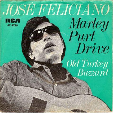 Coverafbeelding Marley Purt Drive - José Feliciano