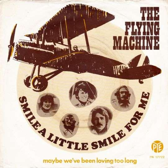 Coverafbeelding The Flying Machine - Smile A Little Smile For Me
