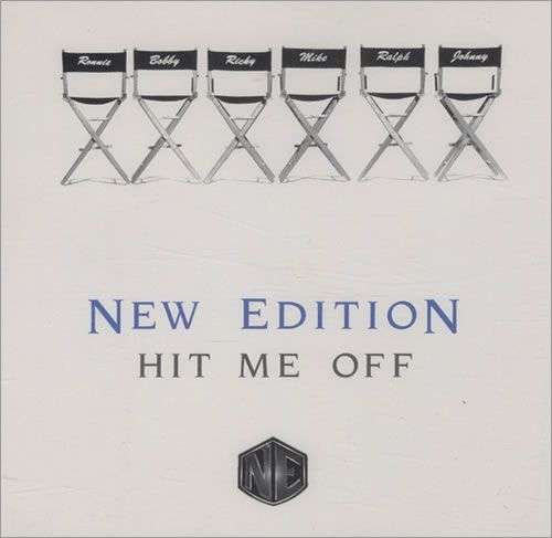 Coverafbeelding New Edition - Hit Me Off