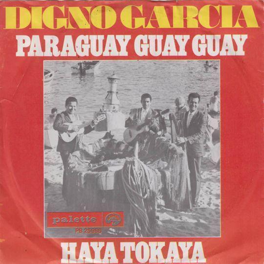 Coverafbeelding Paraguay Guay Guay - Digno Garcia