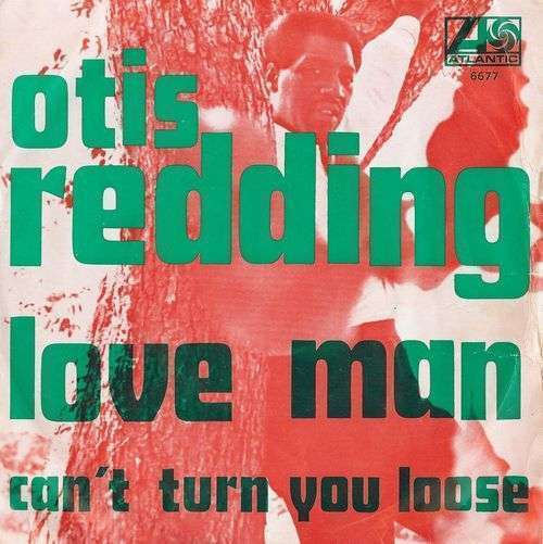 Coverafbeelding Love Man - Otis Redding
