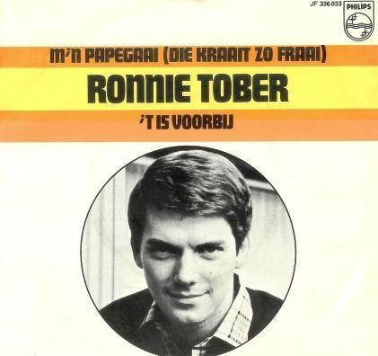 Coverafbeelding Ronnie Tober - M'n Papegaai (Die Kraait Zo Fraai)