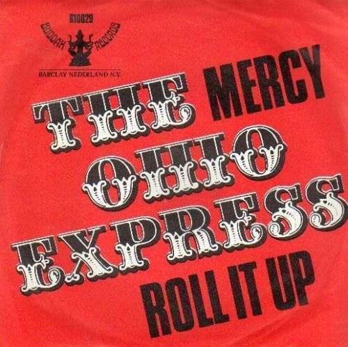 Coverafbeelding Mercy - The Ohio Express