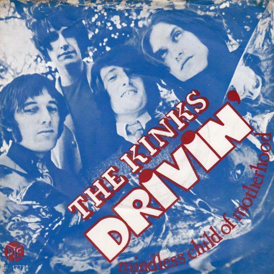 Coverafbeelding Drivin' - The Kinks