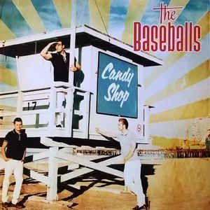 Coverafbeelding Candy Shop - The Baseballs