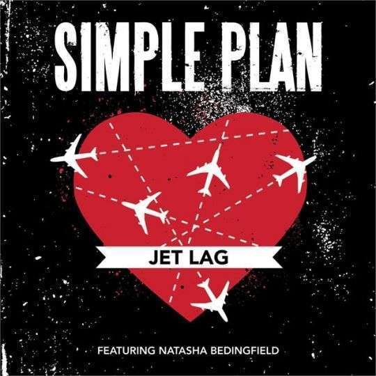 Coverafbeelding Simple Plan featuring Natasha Bedingfield - Jet lag