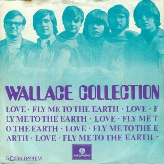 Coverafbeelding Fly Me To The Earth - Wallace Collection