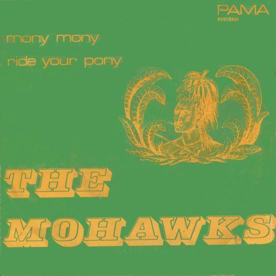 Coverafbeelding Mony Mony - The Mohawks