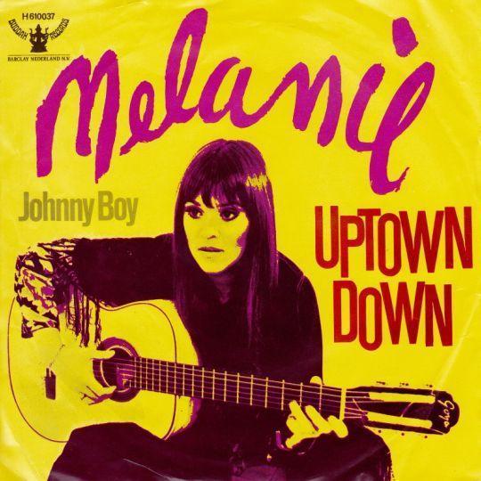 Coverafbeelding Uptown Down - Melanie