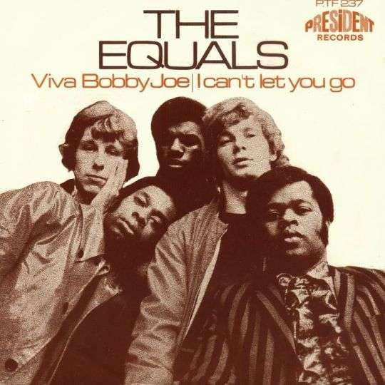 Coverafbeelding Viva Bobby Joe - The Equals