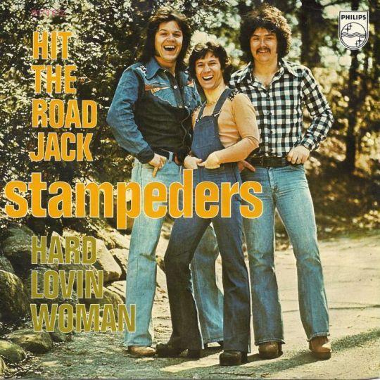 Coverafbeelding Stampeders - Hit The Road Jack