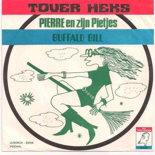 Coverafbeelding Tover Heks - Pierre En Zijn Pietjes