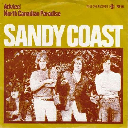 Coverafbeelding North Canadian Paradise - Sandy Coast
