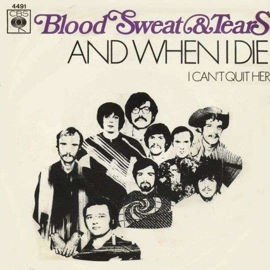 Coverafbeelding Blood Sweat & Tears - And When I Die