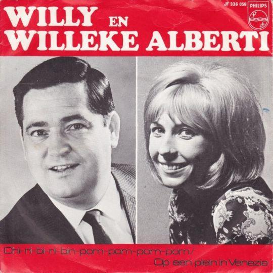 Coverafbeelding Chi-Ri-Bi-Ri-Bin-Pom-Pom-Pom-Pom - Willy En Willeke Alberti