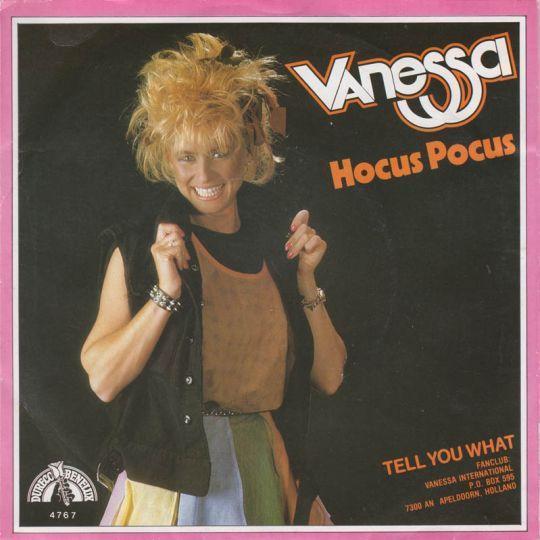 Coverafbeelding Hocus Pocus - Vanessa