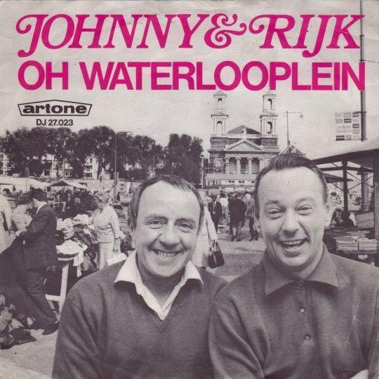 Coverafbeelding Oh Waterlooplein - Johnny & Rijk