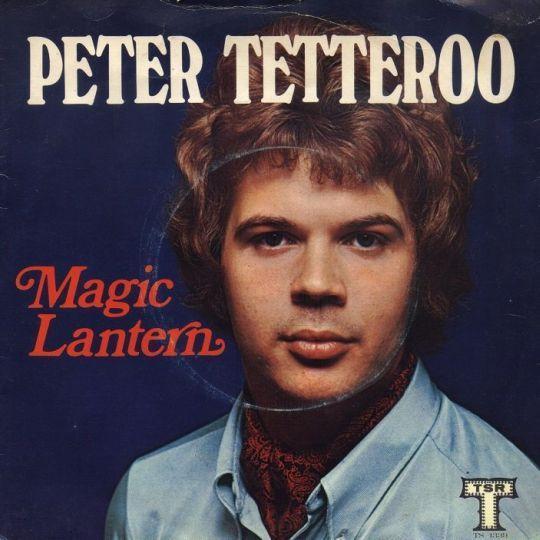 Coverafbeelding Magic Lantern - Peter Tetteroo