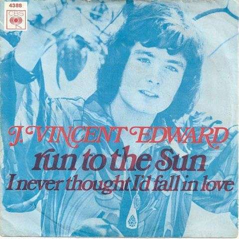 Coverafbeelding Run To The Sun - J. Vincent Edward