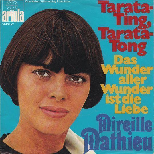 Coverafbeelding Tarata-Ting, Tarata-Tong - Mireille Mathieu
