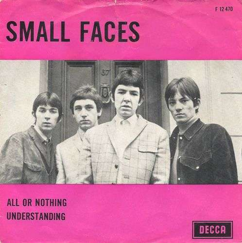 Coverafbeelding All Or Nothing - Small Faces