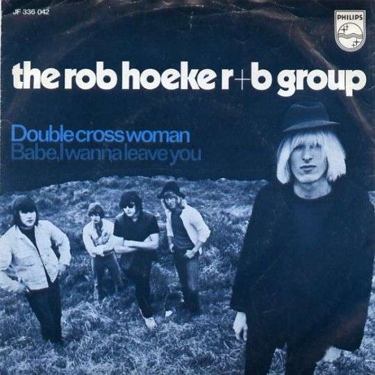 Coverafbeelding Double Cross Woman - The Rob Hoeke R+B Group