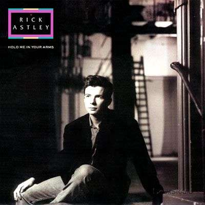 Coverafbeelding Hold Me In Your Arms - Rick Astley