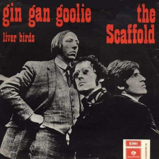 Coverafbeelding Gin Gan Goolie - The Scaffold