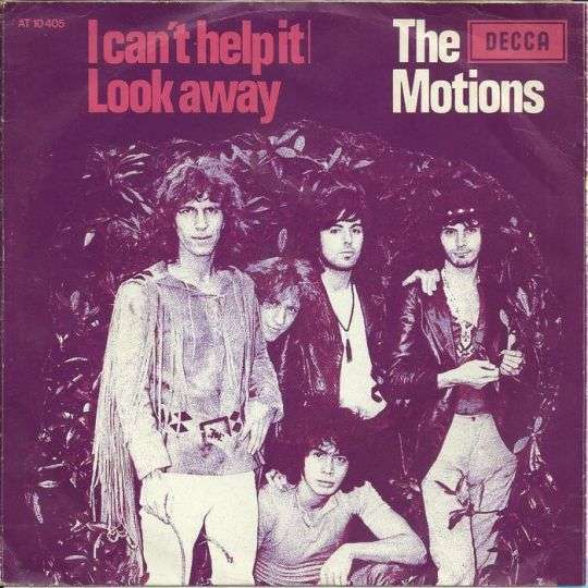 Coverafbeelding I Can't Help It - The Motions